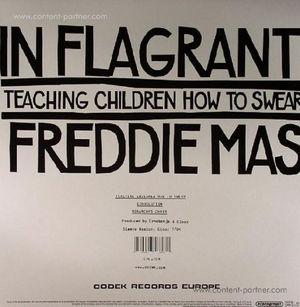 in flagranti / freddie mas - teaching children how to swear