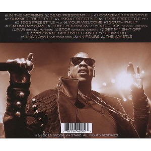 jay-z - rare and unreleased