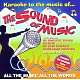 karaoke karaoke to the sound of music (cd)