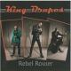 king drape rebel rouser