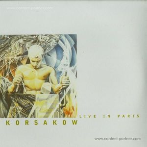 korsakow - live in paris-ltd (usm)