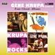 krupa,gene 4 classic albums