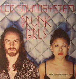 lcd soundsystem - drunk girls (parlophone)