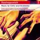 leningrad po/roshdestwenskij music for cello & orchestra