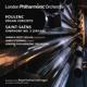 london philharmonic orchestra poulenc organ concerto/saint saens sinf.