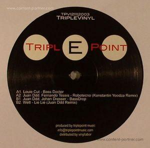 loui cut, juan ddd, fernando tessis, kon - triplevinyl (triplepoint)