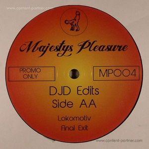 majesty's pleasure - majesty's pleasure vol.4