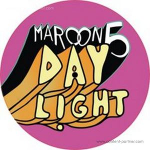maroon 5 - DAYLIGHT (white)