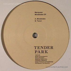 marquese - mindshake ep (2013 repress)