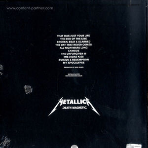 metallica - death magnetic (ltd.vinylbox)