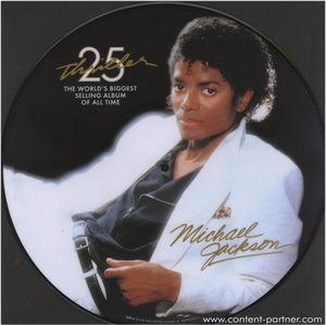 michael jackson - thriller (pic.disc lp - 25th Anniversary (legacy)