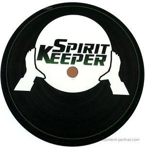 michael stapf - spiritkeeper ep