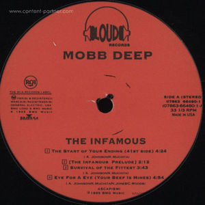 mobb deep - the infamous (soon back in) (rca)