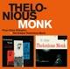 monk,thelonious trio plays duke ellington+the unique thelonio