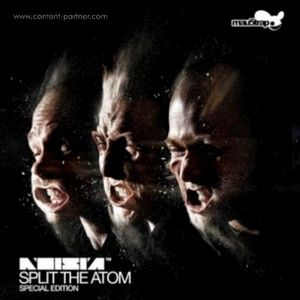 noisia - split the atom (special deluxe edition) (mau5trap)