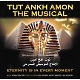 original cast of the english p tut ankh amon-the musical