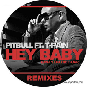 pitbull & t-pain - HEY BABY (DROP IT TO THE FLOOR)