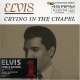 presley,elvis crying in the chapel
