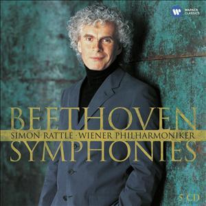 rattle,simon/various/wp - sinfonien 1-9 (other)