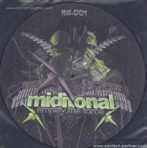 reche & recall - xtc / worry (miditonal records)