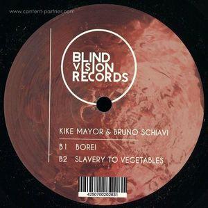 s-ampel, kike mayor & bruno schiavi - bvr004 (blind vision records)