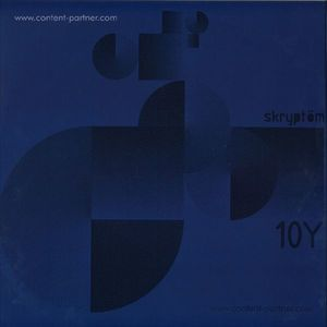 """skryptöm - 10y part 1 (2x12"""") (skryptöm records)"""