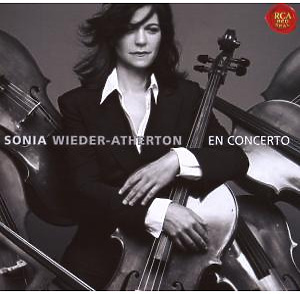 sonia wieder-atherton - en concerto (rca red s.)