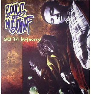 souls of mischief - 93' til infinity (2lp vinyl remastered) (traffic)