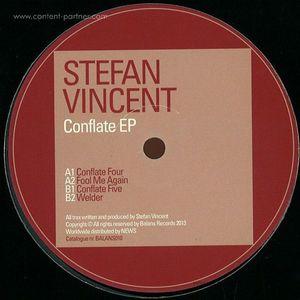 stefan vincent - conflate ep (balans)