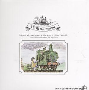 the vernon elliot ensemble - ivor the engine & pogles wood ost (trunk records)