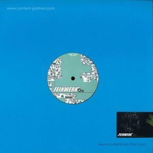 tobias schmidt & dave tarrida - endless meaningless (Feinwerk records)