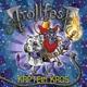 trollfest kaptein kaos (ltd.cd+bonus dvd