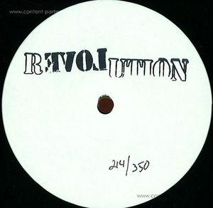 v.a. - love revolution #2