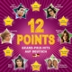 various 12 points-grand-prix-hits auf deutsch,vo