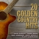 various 20 golden country hits