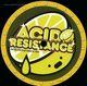 various acid resistance