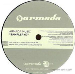 various - armada music sampler 67 (armada)