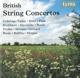 various british string concertos