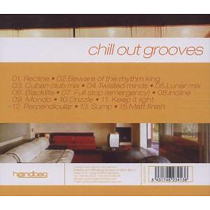 various - chill out grooves