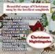 various christmas nightingales