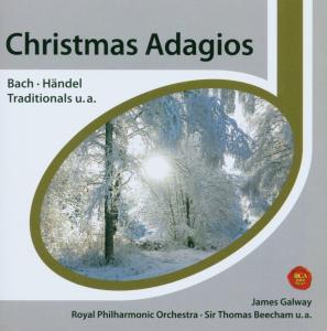 various - esprit/christmas adagios (rca red s.)