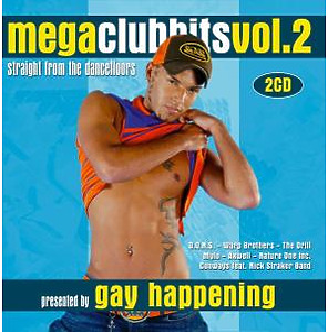 various - gay happening presents mega cl (dst/housen)