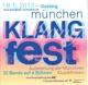various klangfest 2013