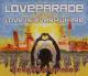 various loveparade 2007 (2cd+dvd)