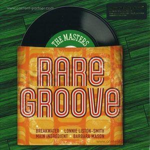 various - master series: rare groove (music on vinyl)