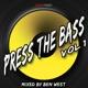 various press the bass