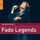 various rough guide: fado legends (+