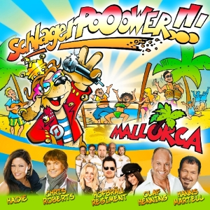 various - schlager pooower mallorca vol.2 (rieger music group)