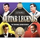 various stars-guitar legends