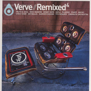 various - verve remixed vol. 4 (back in) (verve)